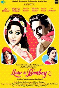 13jul PVR LoveInBombay Poster 202x300 PVR Director's Rare to release late Joy Mukerji's unreleased work Love in Bombay