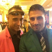 13jul RnP IIFA47 185x185 Raj & Pablo   IIFA in 99 Pictures
