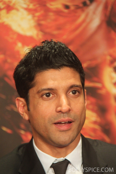 13jul farhaninterview 03 Farhan Akhtar talks Bhaag Milkha Bhaag: I think there is something rare about this movie because Milkha Singh is a rare individual