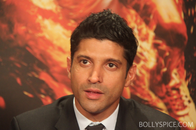 13jul farhaninterview 07 Farhan Akhtar talks Bhaag Milkha Bhaag: I think there is something rare about this movie because Milkha Singh is a rare individual