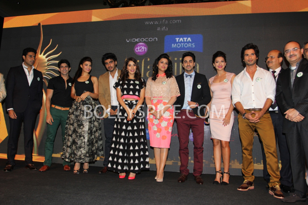13jun iifapress 06 Videocon d2h IIFA weekend brings the magic of Indian Cinema to the Venetian Macao