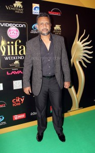 Anubhav Sinha at IIFA Rocks Green carpet