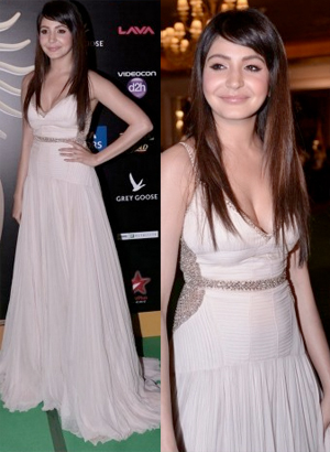 Anushka Whos Hot Whos Not: IIFA Awards 2013
