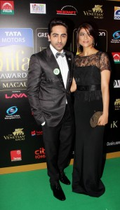 Ayushmann Khuranna at IIFA Rocks Green carpet 171x300 Ayushmann Khuranna at IIFA Rocks Green carpet
