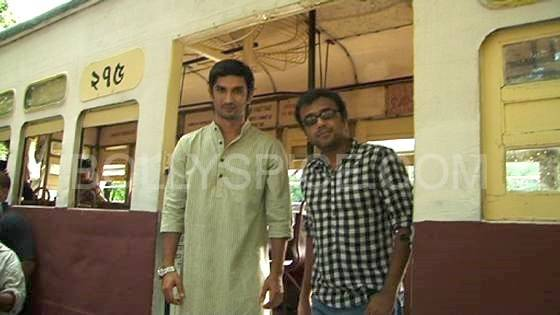 Byomkesh Bakshi 01 Launch of Detective Byomkesh Bakshy! in Kolkata