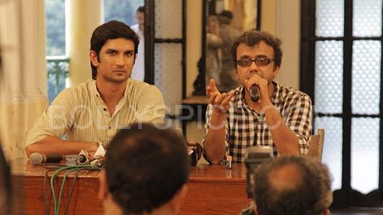 Byomkesh Bakshi 06 Launch of Detective Byomkesh Bakshy! in Kolkata
