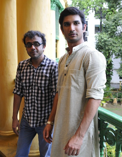 Byomkesh Bakshi 07jpg Launch of Detective Byomkesh Bakshy! in Kolkata
