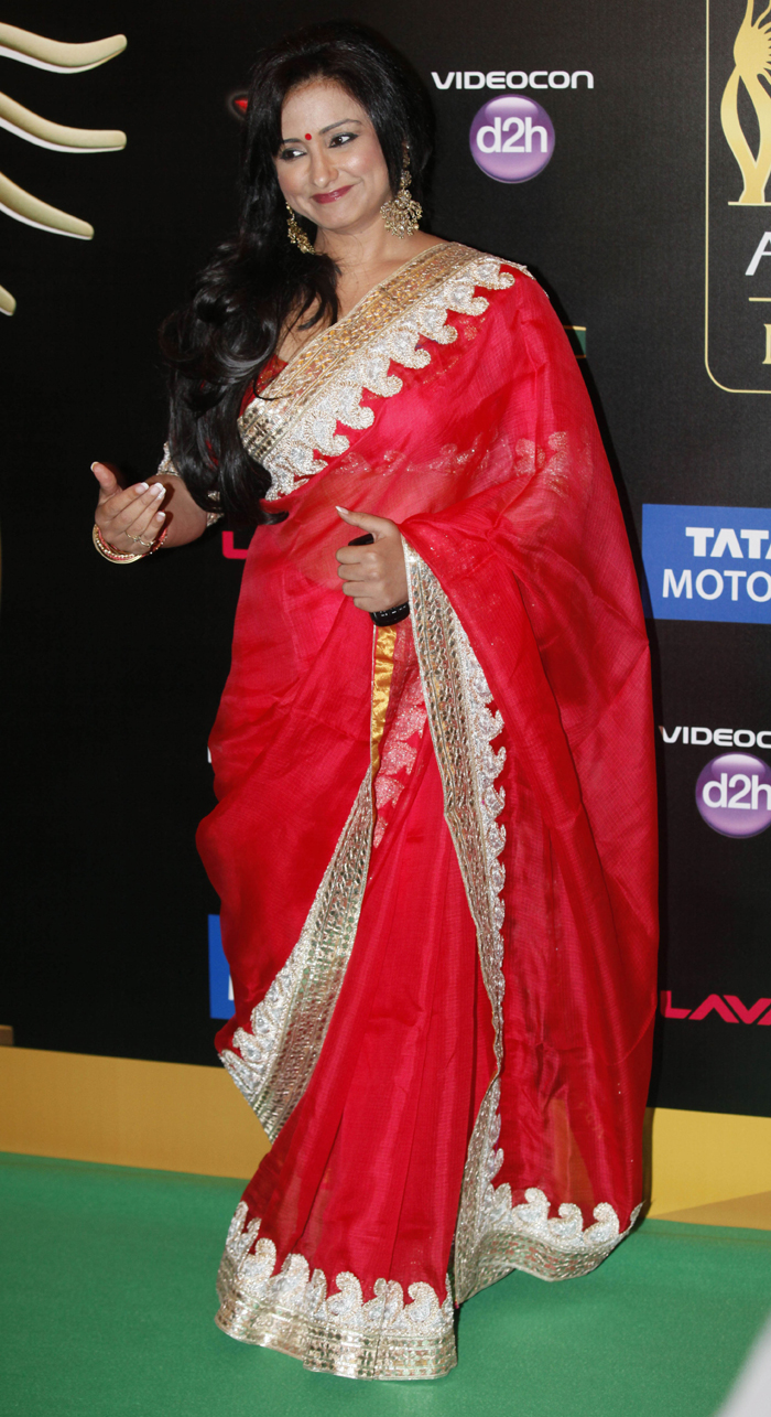 DivyaDutta Whos Hot Whos Not: IIFA Awards 2013