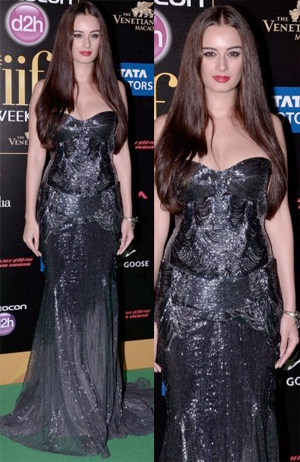 Evelyn1 Whos Hot Whos Not: IIFA Awards 2013