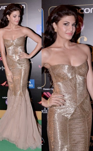 Jacqueline Whos Hot Whos Not: IIFA Awards 2013