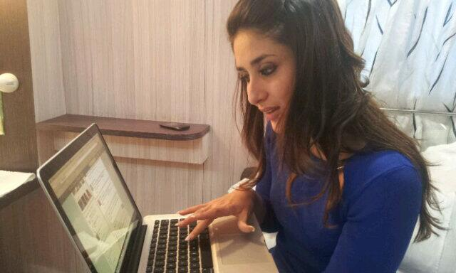 Kareena Takes to Twitter for Satyagraha!