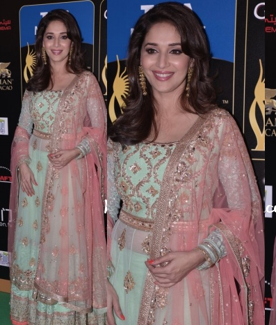 Madhuri Whos Hot Whos Not: IIFA Rocks 2013