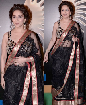 Madhuri1 Whos Hot Whos Not: IIFA Awards 2013