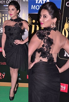 Minissha Whos Hot Whos Not: IIFA Rocks 2013