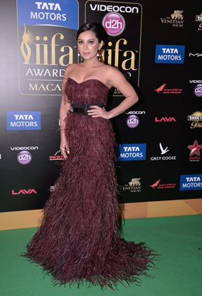 Minissha1 Whos Hot Whos Not: IIFA Awards 2013
