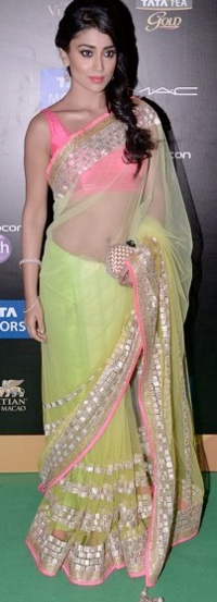 Shriya Whos Hot Whos Not: IIFA Awards 2013