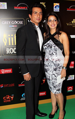 Sonu Whos Hot Whos Not: IIFA Rocks 2013