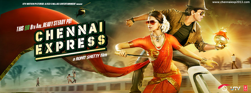 chennaiexpressposterwide Chennai Express Synopsis and more including new stills!