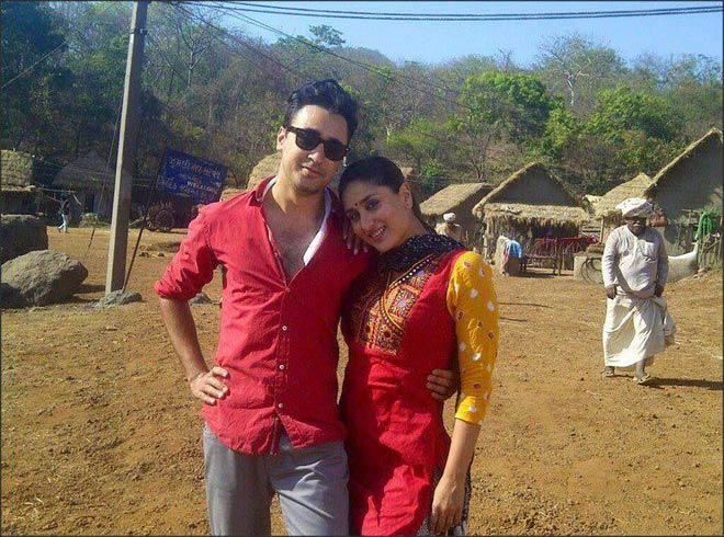 gtpmset202 From the Sets of Gori Tere Pyaar Mein Take 2