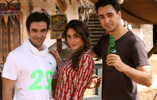 gtpmset204 From the Sets of Gori Tere Pyaar Mein Take 2