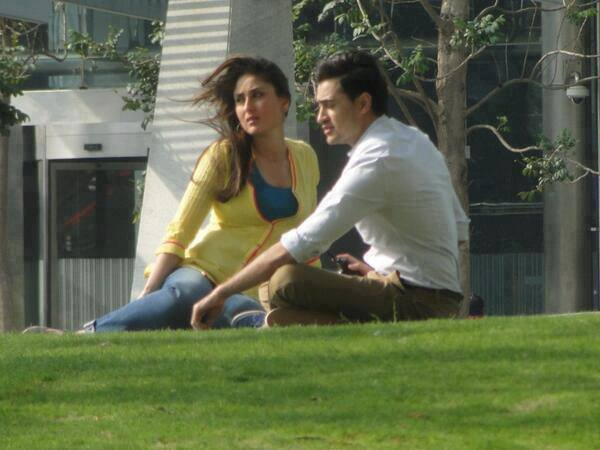 gtpmset208 From the Sets of Gori Tere Pyaar Mein Take 2