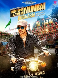 imranposter ouatimd 222x300 Imran Khan on his new avatar in Once Upon A Time in Mumbai Dobaara!