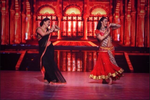 laurenmadhuri 300x199 Lauren Gottlieb:  Jhalak Dikhhla Jaa has been one of the most fulfilling experiences Ive ever had