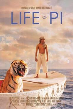 lifeofpiposter Oscar Winner Life of Pi Returns to North American Theaters This Friday July 19