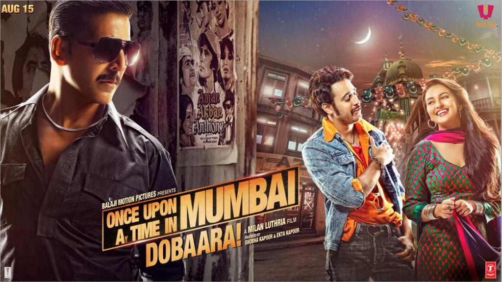 ouatimdmusicreview04 Once Upon A Time In Mumbaai Dobaara Music Review