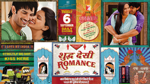 sdrposter Shuddh Desi Romance Coming September 6th!