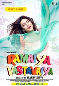 yviqj92a278z34ih.D.0.Shruti Haasan Ramaiya Vastayaiya Movie First Look 207x300 I go where there are good characters – Shruti Haasan