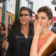 13aug CE Feltham20 185x185 Shah Rukh Khan and Deepika Padukone meet fans at Cineworld Feltham Exclusive Report