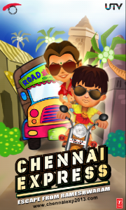 13aug ChennaiExpress GameApp 180x300 Chennai Express mobile game is officially launched in Mumbai