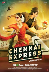 13aug ChennaiExpress MovieReview 207x300 Chennai Express Movie Review