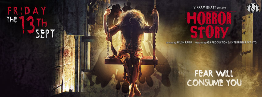 13aug HorrorStory LPoster Trailer & Synopsis: Horror Story