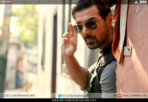 13aug John MadrasCafe 300x207 John Abraham to show force with solo starrer Madras Cafe