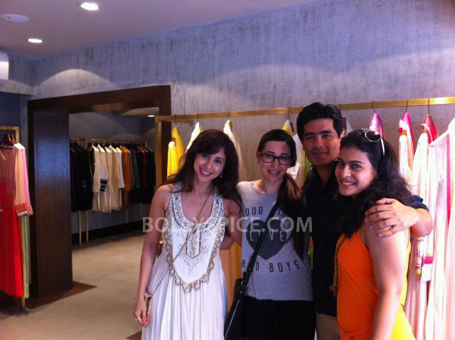 13aug ManishMalhotra02 Manish Malhotra launches his diffusion store in Mumbai