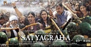 13aug Satyagraha MusicReview 300x154 Satyagraha looks at adding on to UTVs dream run