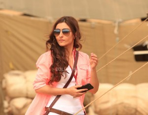 13aug Soha WCNY 300x234 Soha Ali Khan ventures into comedy with War Chhod Na Yaar