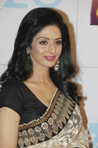13aug Sridevi 199x300 Sridevi plans her next with Prabhudeva