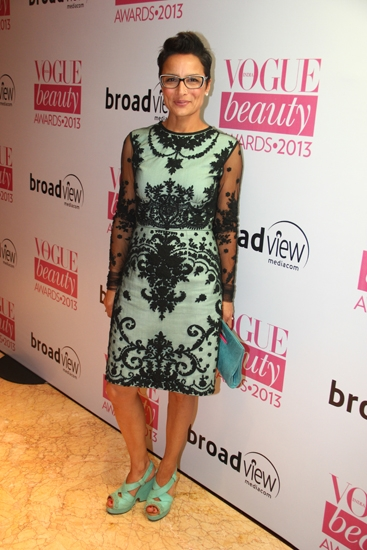13aug VogueBeautyAwards01 Who's Hot Who's Not: Vogue Beauty Awards 2013