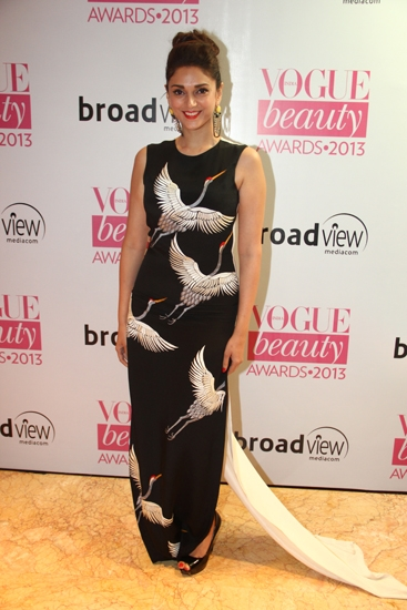 13aug VogueBeautyAwards02 Who's Hot Who's Not: Vogue Beauty Awards 2013