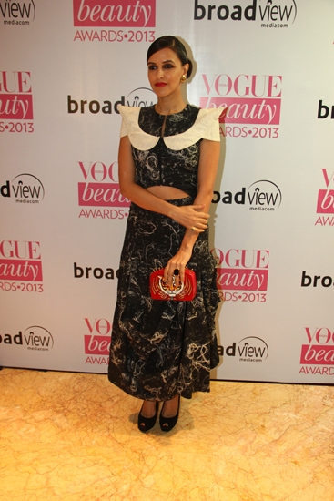 13aug VogueBeautyAwards11 Who's Hot Who's Not: Vogue Beauty Awards 2013