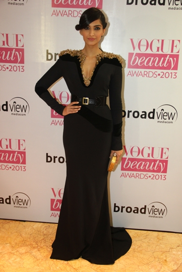 13aug VogueBeautyAwards15 Who's Hot Who's Not: Vogue Beauty Awards 2013