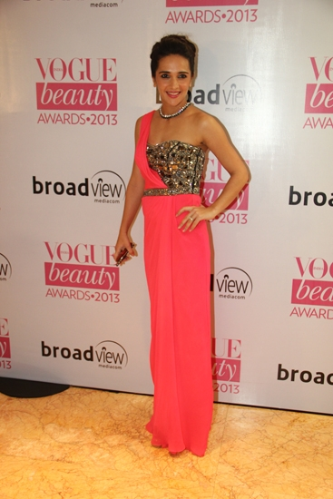 13aug VogueBeautyAwards18 Who's Hot Who's Not: Vogue Beauty Awards 2013