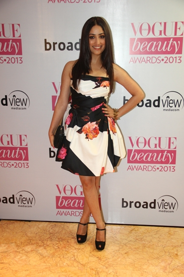 13aug VogueBeautyAwards19 Who's Hot Who's Not: Vogue Beauty Awards 2013
