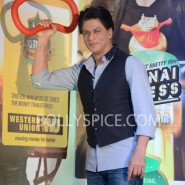 13aug cewesternunion 06 185x185 Special Event! Western Unions association with Shah Rukh Khan's Chennai Express