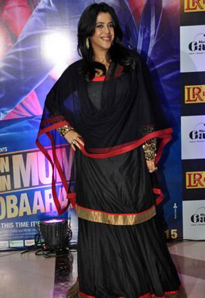 13aug ektaiftaar ekta Whos Hot Whos Not: Ekta Kapoor's Iftar Bash