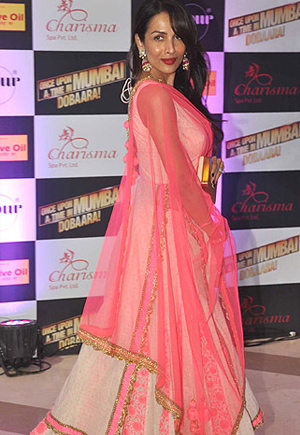 13aug ektaiftaar malaika Whos Hot Whos Not: Ekta Kapoor's Iftar Bash