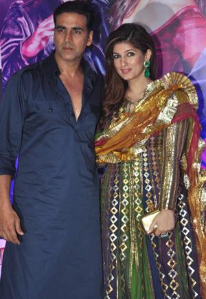 13aug ektaiftaar twinkle Whos Hot Whos Not: Ekta Kapoor's Iftar Bash
